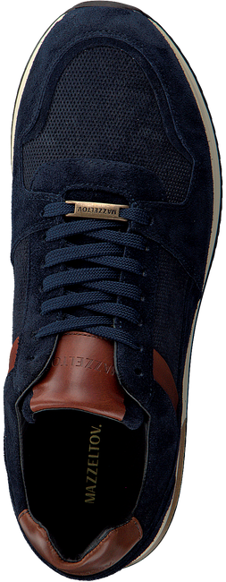 Blue MAZZELTOV Sneakers 9423E  - large
