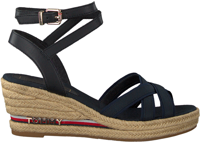 Blue TOMMY HILFIGER Sandals ICONIC ELBA CORPORATE  - large