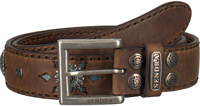 Brown SENDRA Belt 1187 - large