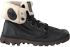 Black PALLADIUM Ankle boots BAGGY LEATHER - small