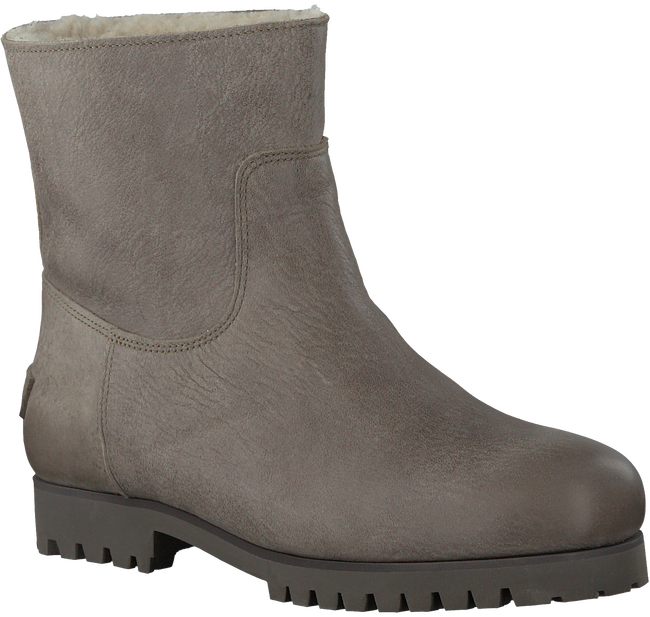 Taupe SHABBIES Booties 201288 - large