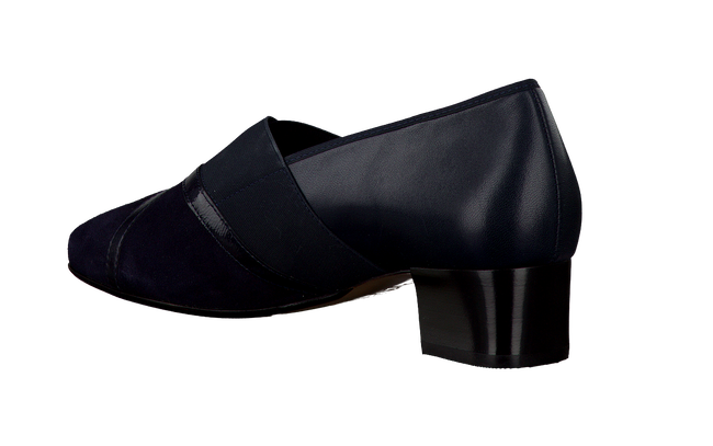 Blue HASSIA Slip-on shoes 6-303332 - large