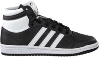Black ADIDAS High sneakers TOP TEN J  - medium