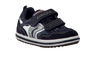 Blue GEOX Sneakers J11A4L - small