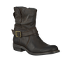 Brown GIGA High boots 3360P - small
