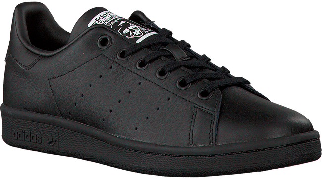 Black ADIDAS Sneakers STAN SMITH J - large