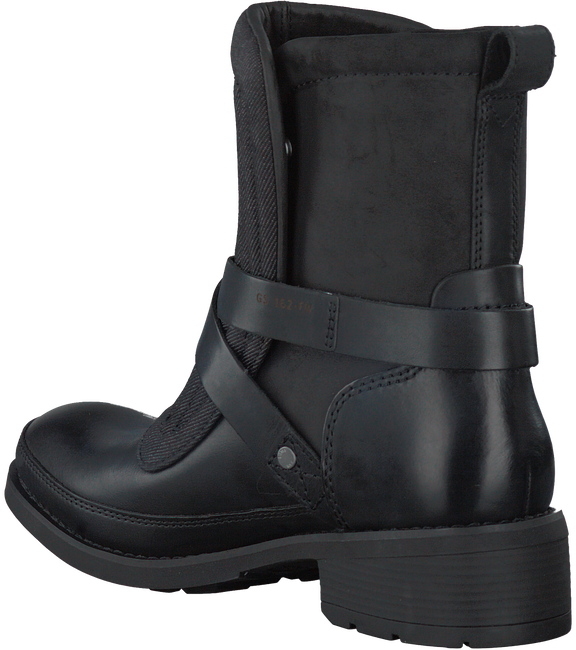 Black G-STAR RAW Ankle boots LOXTER - large