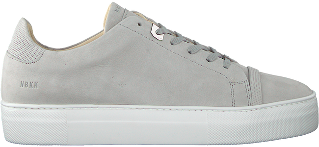 Grey NUBIKK Sneakers JAGGER ASPEN  - large