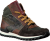 Brown RETOUR Sneakers 152-1425 - small