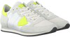 White PHILIPPE MODEL Sneakers TROPEZ NEON  - small