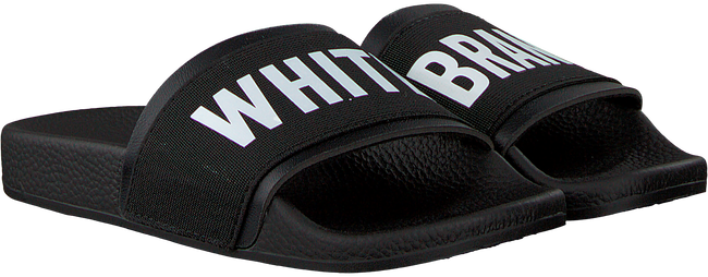 Black THE WHITE BRAND Flip flops ELASTIC MINIMAL KIDS - large