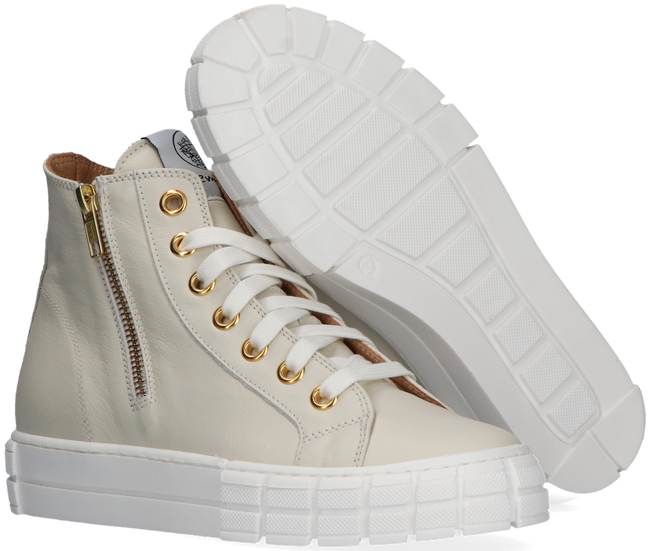 White LEMARÉ High sneakers 2546  - large