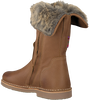 Cognac KOEL4KIDS High boots ANNA - small