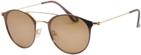 Brown IKKI Sunglasses DINK  - medium
