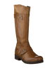 Cognac OMODA High boots KL16 - small