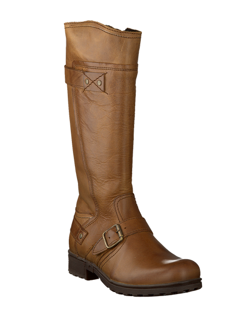 Cognac OMODA High boots KL16 - large