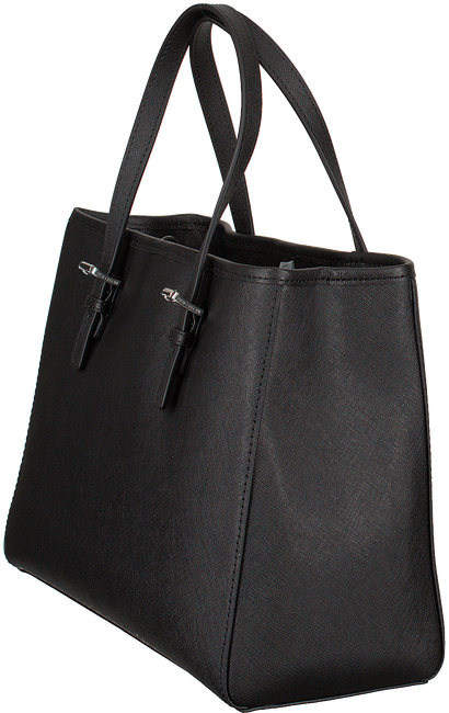 Black MICHAEL KORS Handbag MD TZ MULT FUNT TOTE - large