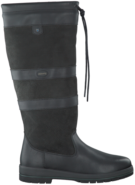 Black DUBARRY High boots GALWAY - large