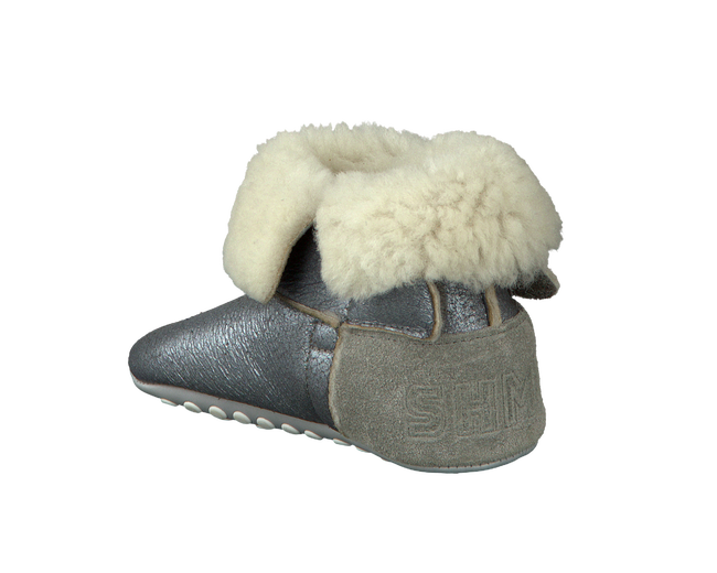 Silver SHOESME Baby shoes BP110996 - large