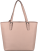 Pink MICHAEL KORS Shoulder bag JET SET ITEM LG PKT MF TOTE - small