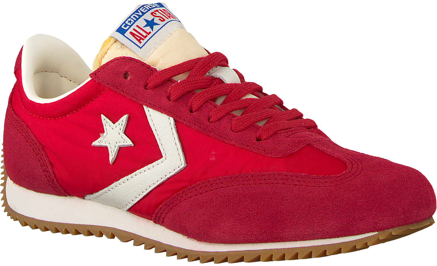 cc7886a1cfcf Red CONVERSE Ballet pumps ALL STAR TRAINER OX ENAMEL RE. CONVERSE. -30%.  Previous