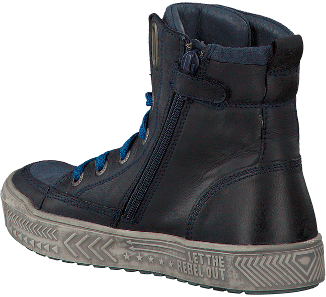 Blue BRAQEEZ High boots 417921 - large