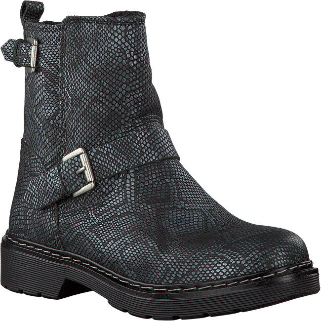 Black BULLBOXER Booties AHC506E6L - large