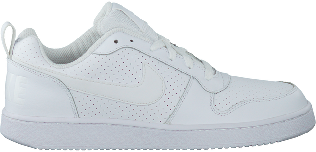 White LOW NIKE Sneakers COURT BOROUGH LOW White MEN f868ba