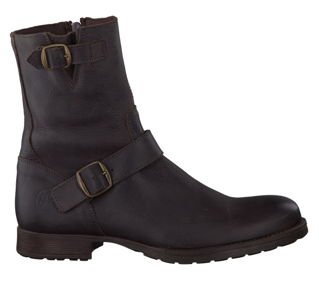 Brown OMODA High boots 80049 - large
