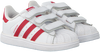 White ADIDAS Sneakers SUPERSTAR CF I  - small