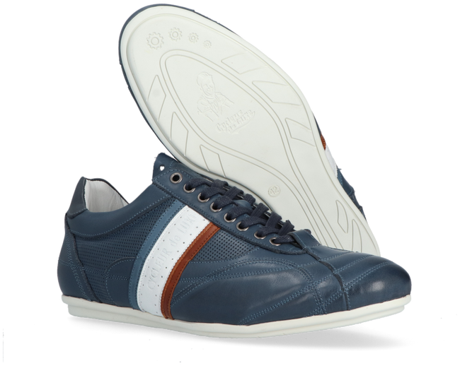 Blue CYCLEUR DE LUXE Low sneakers CRUSH CITY  - large