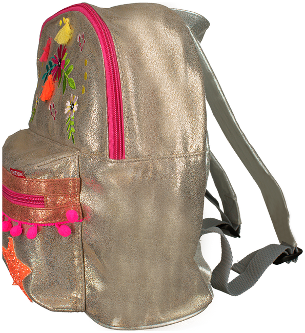 Gold SHOESME Backpack BAG8A021 - large