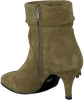 Beige BRONX Booties 33806 - small