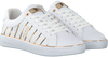 White GUESS Low sneakers BOLIER  - small