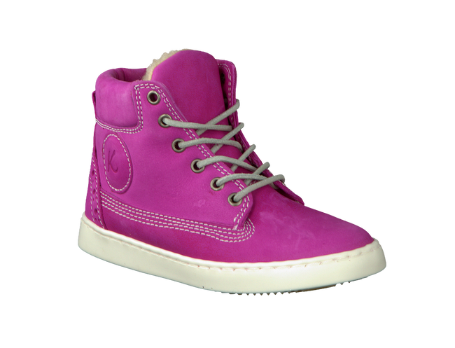 Pink KANJERS Ankle boots 4954 - large