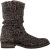 Brown GIGA High boots 6541 - small