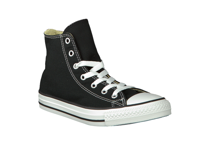 Black CONVERSE Sneakers CTAS HI KIDS - large