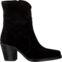 Black VIA VAI Booties ANIKA CLIFF  - medium