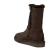 Brown GIGA Fur boots 2551 - small