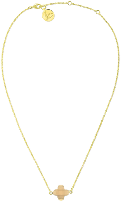 Beige JEWELLERY BY SOPHIE Necklace LUCKY NECKLACE - large