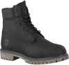 Black TIMBERLAND Ankle boots 6IN PREMIUM FTB - small