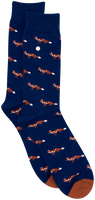 Blue Alfredo Gonzales Socks FOXY  - medium