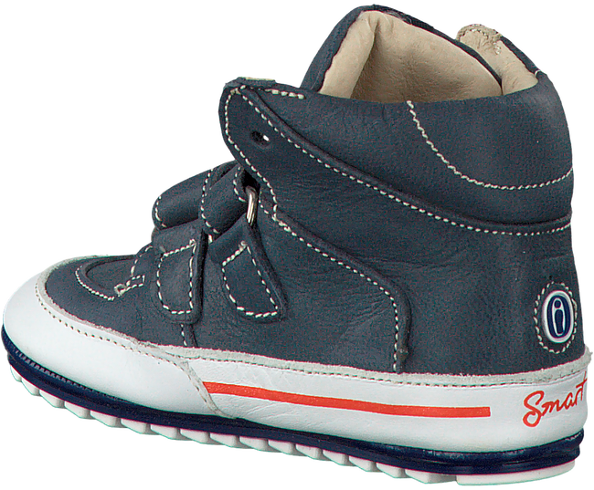 Blue SHOESME Baby shoes BP8S116 - large