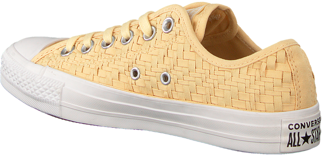 Yellow CONVERSE Sneakers CHUCK TAYLOR OX  - large