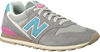 Grey NEW BALANCE Low sneakers WL996  - small