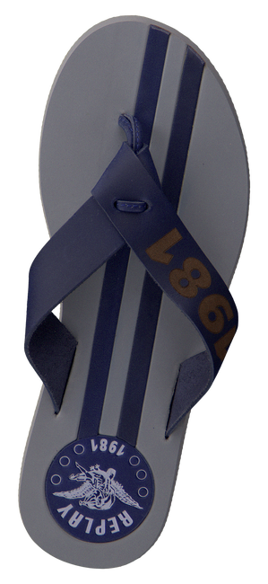 Blue REPLAY Flip flops TURN - large