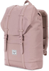 Pink HERSCHEL Backpack RETREAT MID-VOLUME - small
