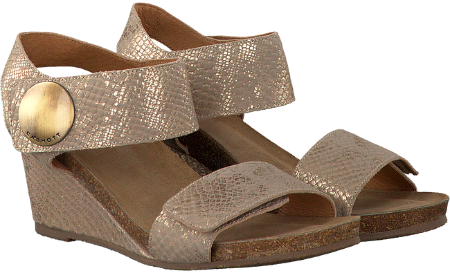 Beige CA'SHOTT Sandals 8024 - large