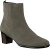Brown HASSIA Booties 306922 - small