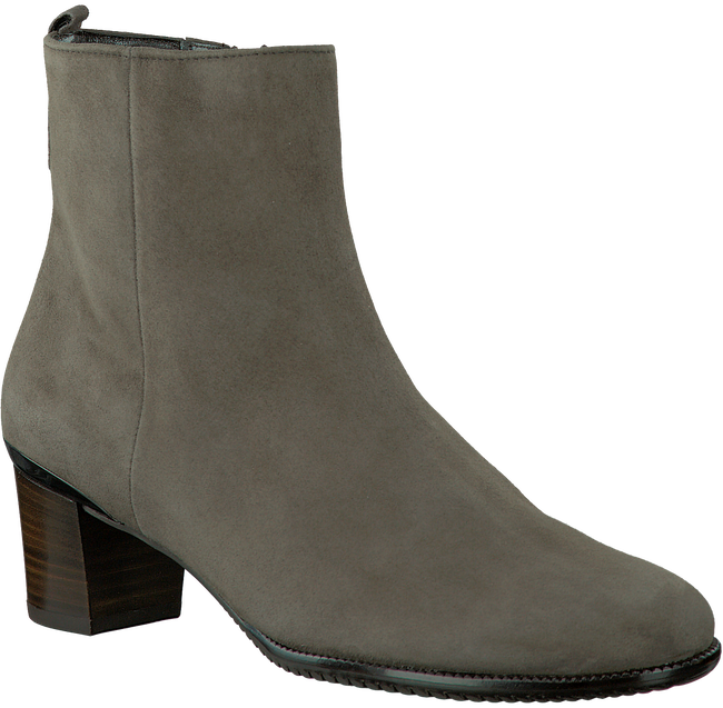 Brown HASSIA Booties 306922 - large